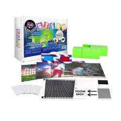 Kind-Entwurfs-Physik-Laborwissenschafts-Installationssatz des magischen Tricks