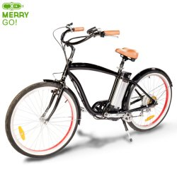 Banheira de Homem Electric City Bike