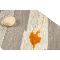 Gleitschutzblockierenspc-Vinylluxuxplanke-Bodenbelag verwendet für Haus