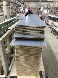 El PVC material de construcción, techo de PVC, de buena calidad Panel del techo de PVC