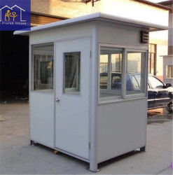 革新的な製品のモジュラープレハブの歩哨ボックスまたはプレハブの家または携帯用家またはモジュラー家