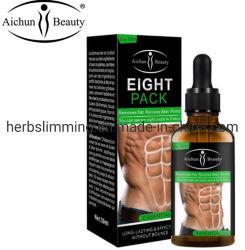 Óleo Essencial de Pacote Aichun oito homens a perda de peso Pressione Belly queimar gordura 30ml