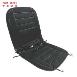 Commerce de gros 12V Universal noir Coussin de siège de voiture de chauffage pour les plus chaudes