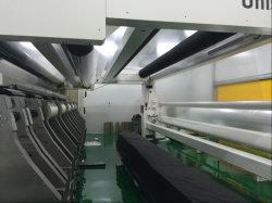 7mic 75mm condensadores peliculares Grau térmico de prata metalizada de laminação de tereftalato de polietileno