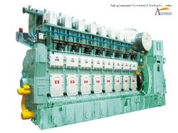 1250 KW/600rpm grupo electrógeno diesel marino de generación/Set/Genset utilizado en la planta de energía o los buques HFO