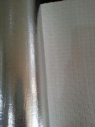 Filet de fibre de verre enduit d'aluminium FW-600
