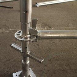 Q355 оцинкованных Ringlock базы втулку 48.3x200мм