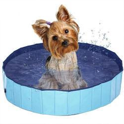 Piscina para perros plegable Perro gatos remando bañera piscina, gran piscina de hidromasaje baño para perros gatos y niños