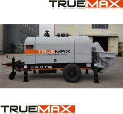 Pompa per calcestruzzo Camion-Montata fissa di vendita calda del rimorchio di Sp70.13.118d