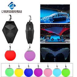 Автоматическая красочные лебедки освещения сцены для ночной клуб под руководством кинетических шарик лампа