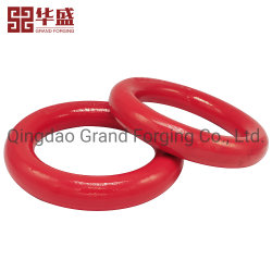 Tornillería de montaje anillo anillos redondos brazo de enganche sin soldadura