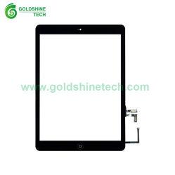 Pezzi di ricambio per il vetro in bianco e nero dello schermo di tocco dell'aria 5 del iPad con l'autoadesivo di 3m