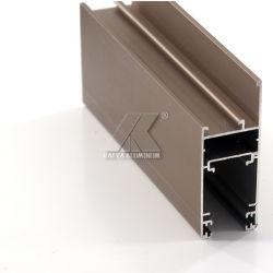 Fabrik-Preis anodisieren Bronzealuminiumaluminiumstrangpresßling für Fenster und Tür