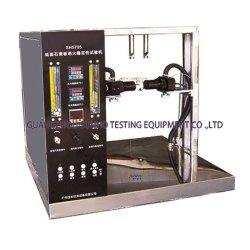 ISO6308 a estabilidade do Estado de Incêndio de placas de estuque de laboratório de ensaio de inflamabilidade de queima/máquina de ensaio