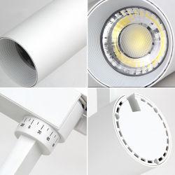 جنزير بمصباح LED عصري قابل للتخفيت ذو سقف بقوة 30 واط مع ضوء LED قابل للتخفيت المصباح