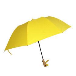 혁신적인 미니 품질 포켓 크기 예술 독특한 오리 모양 접이식 우산