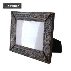Cadre Photo en métal Bestsub avec 10*15 cm insert en métal (TJ05)