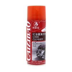 Eficiente Limpieza de carburador en Aerosol limpiador estrangulador