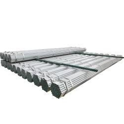 Q345 carré galvanisé /ronde tuyau/Tubes soudés en acier doux Tianjn tuyau de la Chine