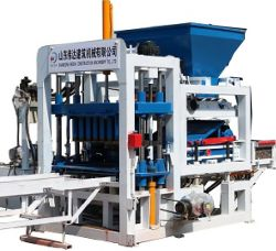 Qt4-15 Ziegeleimaschine-Verkauf in Kenia, das Maschinen-Betonstein herstellt, verwendete Pressen ökologische Ziegelsteine