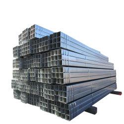 Tubo quadrato pre galvanizzato dell'acciaio Pipe/Gi della rete fissa ERW da Tianjin