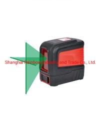 Querzeile Laser-Selbstlaser-Stufen-Grün-Laser