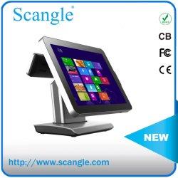 "Fabricant d'origine 12"" Windows XP/ Win 7/ Win 10/ L ECRAN TACTILE LCD POS Terminal"