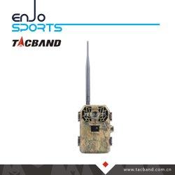 Ce IR RoHS FCC 2g 3g sans fil GSM 4G 16MP HD 1080P Caméra IP66 Sentier de plein air pour la chasse aux animaux