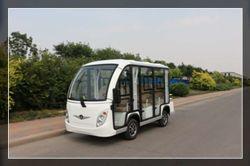 Аккумулятор 4 Колеса Электромобиль автобусов с 8 сиденьями