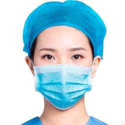 Het anti Masker van het Gezicht van 3 Vouw van het Stof en van het Virus Beschermende Beschikbare met Goedkope Prijs van het Gebruik van de Bescherming van het Masker van Earloop Ficial de Dagelijkse Burgerlijke
