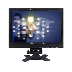 HD capacitiva multitouch Mi monitor DVI VGA USB de 10 pulgadas de pantalla táctil
