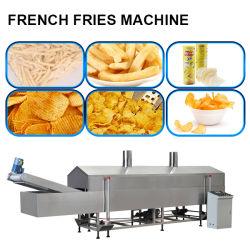 Картофель фри упаковке французский СРЮ оборудование для обработки замороженного картофеля фри завод