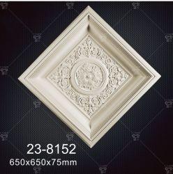 Poids d'éclairage décoratif de l'Intérieur mousse de PU Square Chute de 3D les carreaux de plafond