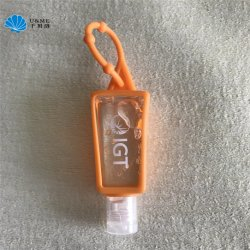 Hand Sanitizer avec du silicone titulaire