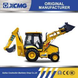 XCMG diario pequeño 4X4 de la excavadora de la retroexcavadora cargadora de ruedas xc870K Mini Tractor chino retroexcavadoras con CE Precio de Venta