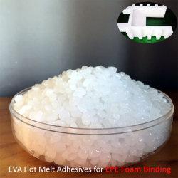 De transparante Zelfklevende Lijm van de Smelting van EVA Hete voor de Band van het Schuim EPE