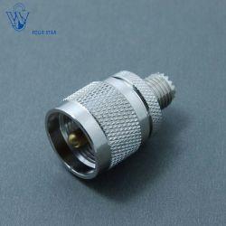 Câble coaxial RF UHF mâle à Mini-UHF adaptateur de connecteur femelle