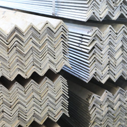 Angle Steel氏切断プロセスとの80X80X5mm