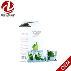 Desintoxicación de hierbas de ciruela verde de la pérdida de peso