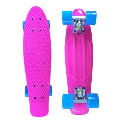 رخيصة [لونغبوأرد] [226ينش] [بّ] بلاستيكيّة مزلج لوح عامة لوح التزلج مع [بو] عجلات