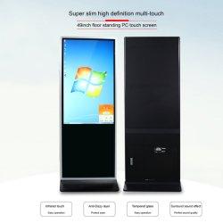 WiFi la publicidad digital video HD de pantalla LCD de pantalla Adv medios quiosco de la señalización de la Junta de jugador