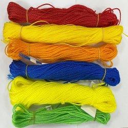 Fischgarn hoher Teansity Multifilament Polyester Thread PE-Garnelengarn