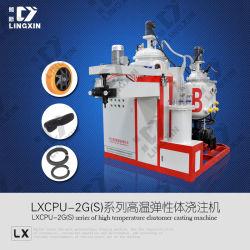 Machine/PUのエラストマーの衝撃吸収材に豊富な機械PUの鋳造機械をするポリウレタン機械またはウレタンフォーム