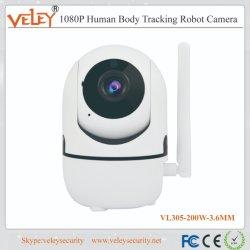 IP van WiFi Veiligheid van de Camera van het Toezicht van kabeltelevisie van de Monitor van de Baby van de Camera de Mini