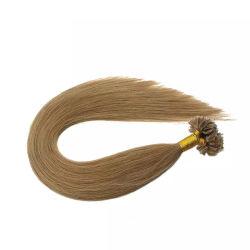 En forma de U de 4mm alicates de punta cuadrada de 6mm para Micro Extensiones de Cabello Humano de los anillos de acero inoxidable Fusion Hair Extension tools