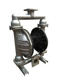 Pompa a diaframma pneumatica dell'acciaio inossidabile di Qby