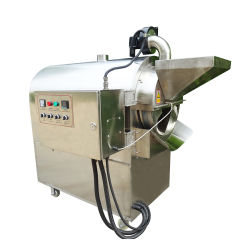 Startwert- für Zufallsgeneratorröster-Maschinerie-Korn sät Kakaobohne-Röster-Maschine