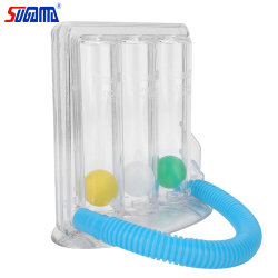Strumento Mew modello Monitor Lung respiratore exerciser