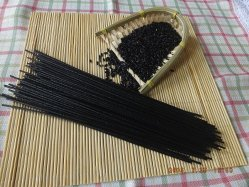 Tagliatella di riso nera di 100%