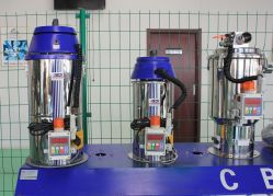 Cargador automático de vacío para el polvo, gránulos de plástico